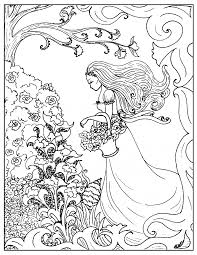 Small Picture Beautiful Famous Artists Coloring Pages Pictures New Printable
