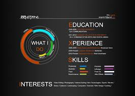 Infographic Resume By Eric Jadoga Business Infographics