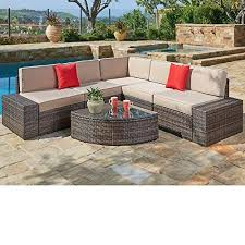suncrown outdoor furniture sectional