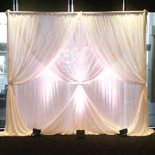 Curtains Wedding Decoration This Is Blush Sheer Is One Of The New Colors Available At