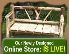 log furniture cedar furniture rustic furniture lodge furniture
