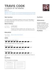Landscaper Resume Amazing Landscaper Resume Samples VisualCV Resume Samples Database