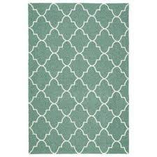 escape mint 8 ft x 10 ft indoor outdoor area rug