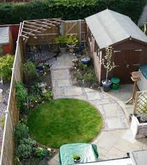Small Picture Small garden design Garden Pinterest Small garden design