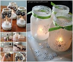 Decorate A Jar For Christmas 100 Mason Jar Christmas Crafts You Would Love to Try 45