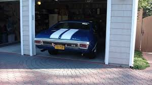 1970 Chevelle SS 396 with 454 LS-6 Spec - Flowmaster 50 - YouTube