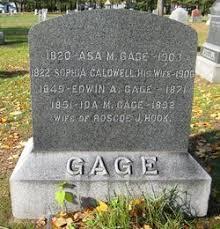 Asa Morrison Gage (1820-1903) - Find A Grave Memorial