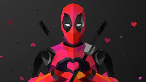 Deadpool Abstract Artwork, HD ...