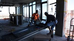 Hiring Window Glazier Installer Calgary Ab Siber Facade Group