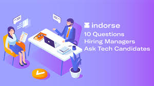 Good Interview Questions To Ask A Business Owner 10 Questions Hiring Managers Ask Tech Candidates And The
