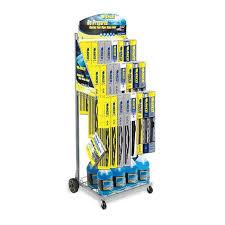 Anco Wiper Chart Anco Wiper Blade Rack Anco