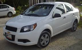 Chevrolet Aveo - Wikipedia, la enciclopedia libre