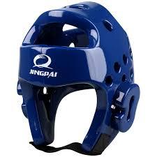 custom made wtf approved taekwondo helmet head protector guards
