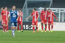 Siete i benvenuti alla pagina della serie b i colori della passione. Balotelli Fires Monza Into Serie B Promotion Places Forza Italian Football