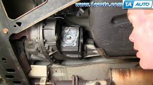how to install repair replace 4wd transfer case shift motor how to install repair replace 4wd transfer case shift motor trailblazer envoy 1aauto com