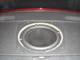 bose 8 inch subwoofer. bose subwoofer replacement - mazda 6 forums : forum / atenza 8 inch