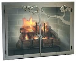 gas fireplace glass doors replacing fireplace glass glass door fireplace gas fireplace glass door replacement how
