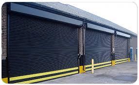 industrial roller shutter garage doors