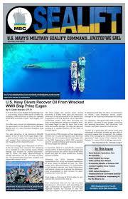Military Sealift Command Pay Chart 2018 Sealift December 2018 By Military Sealift Command Issuu