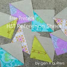 Free Printable Triangles Pattern – Craftbnb & Gen X QuiltersQuilt Inspiration Quilting Tutorials Patterns Adamdwight.com