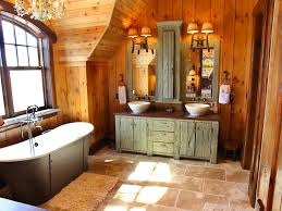 rustic bathroom lighting muskoka country lake house 7 bathroom lighting fixtures 7