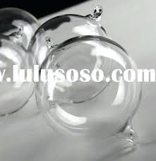 Clear Glass Balls Decorative Enchanting Hanging Glass Balls Decorative Travelward