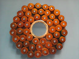 Decorated Bottle Caps Mirror and Bottle Cap wall decoration idea YouTube 23
