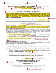 Financial Sales Consultant Sample Resume Inspiration The Perfect Sample Resume For Anyone Looking For A New Job