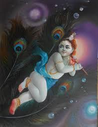 the most notable krishna paintings by raja ravi varma
