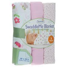 "<b>Набор пеленок Summer</b> Infant ""SwaddleMe Blanket"", цвет: белый ..."