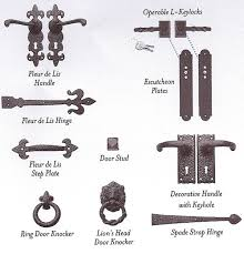 Garage Door Decorative Accessories TM Kenney's Garage Doors Decorative hardware for Carriage 57
