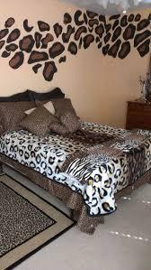 animal print bedroom leopard bedroom decor
