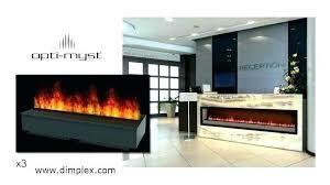 electric fireplace insert review ii log set optimyst opti myst fire firep