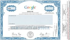 Stock Certificats Specimen Class A Common Stock Certificate