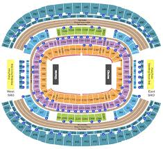 At T Stadium Tickets With No Fees At Ticket Club