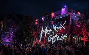 Charlie Hustle Plaza Lights Music Festivals Chalet Spa Verbier