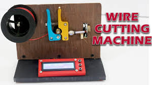 DIY Arduino based <b>wire cutter machine</b> - YouTube