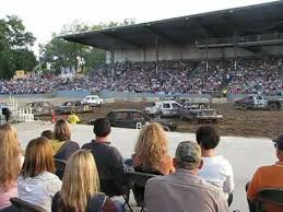 Allegany County Fair Seating Chart Allegan County Fair Demolition Derby First Heat Pt 1