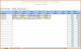 Vacation And Sick Time Tracking Spreadsheet You Can Use A Employee Absence Tracking Excel Template To Track