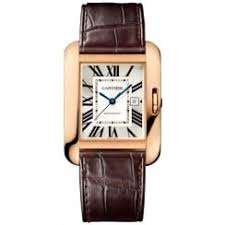 cartier tank anglaise watches for ladies and men at berry s jewellers tank anglaise 18ct rose gold medium model automatic strap watch