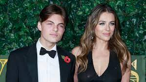 Elizabeth Hurley Praises Son Damian's Debut on 'The Royals' | Celebrity  Babies, Damian Hurley, Elizabeth Hurley, The Royals