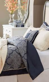 Outfit your master suite or guest room in resort-worthy style with this  woven jacquard