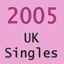 Uk No 1 Singles 2005 Chronology Totally Timelines