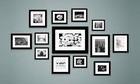 picture frames on wall simple. Picture Frame Wall Art Variative Hanging Interior Minimalist Modern Simple Light Decoration Room Square Rectangular Handmade Background Grey Cheap Canvas Frames On