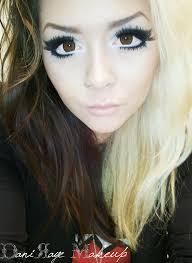 mice phan graduation makeup anime huge eyes makeup transformation tutorial pt 2 anime eye makeup keywords