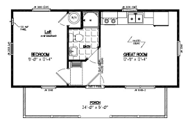 cabin floor plans. 13×28 Cape Cod Recreational Floor Plan #13CA702 Cabin Plans S