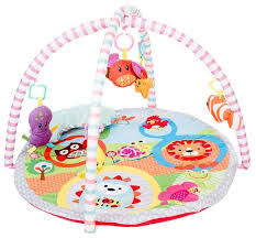 Купить Детский <b>развивающий коврик Babyhit Play</b> Yard 1 (Forest ...