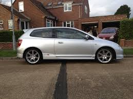 2002 Honda Civic type-r (ep3) – pictures, information and specs ...