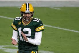 Photo Of Aaron Rodgers, Fellow Packers ...