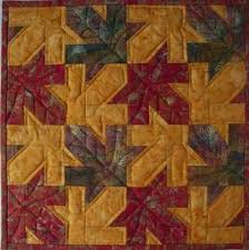 29 best Quilt Ideas - Tessellations images on Pinterest | Colours ... & TESSELLATED LEAVES Adamdwight.com